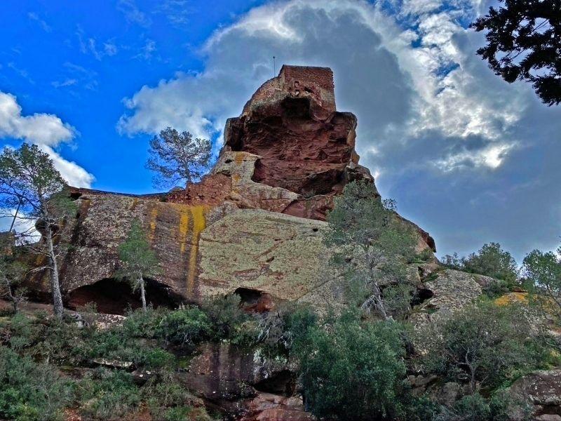 ermita de la mare de deu escapada a Tarragona
