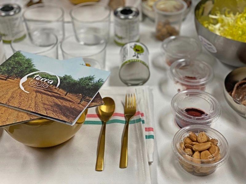 taller de cocina escapada a Tarragona