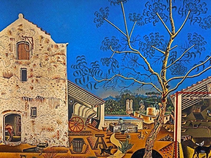 joan miró escapada a Tarragona