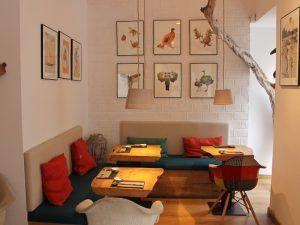 RESTAURANTE ART & SUSHI MADRID ESPACIO