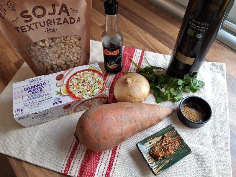 batata rellena ingredientes