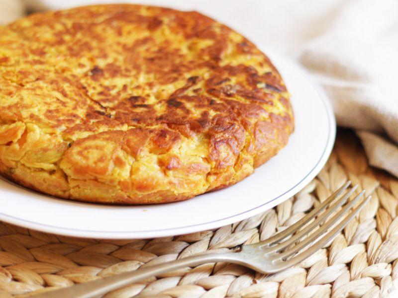 tortilla-vegana-harina-de-garbanzos