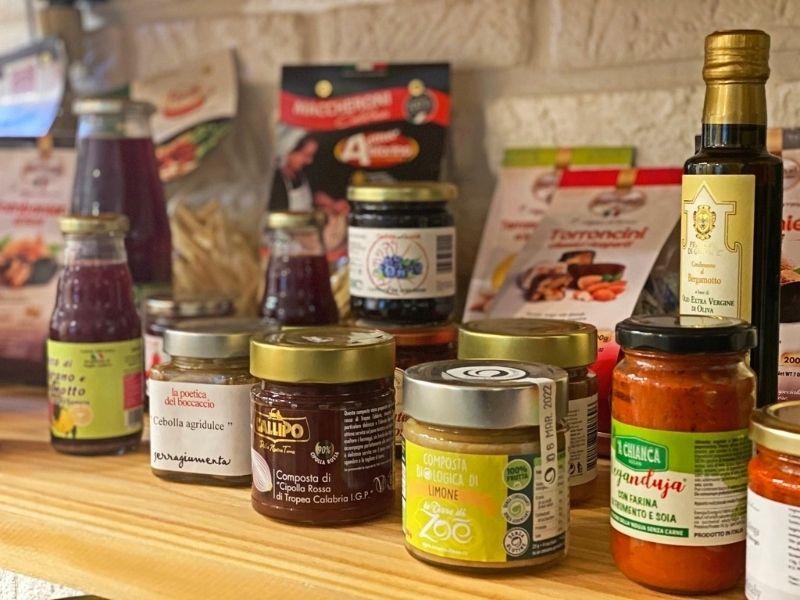 comida italiana productos