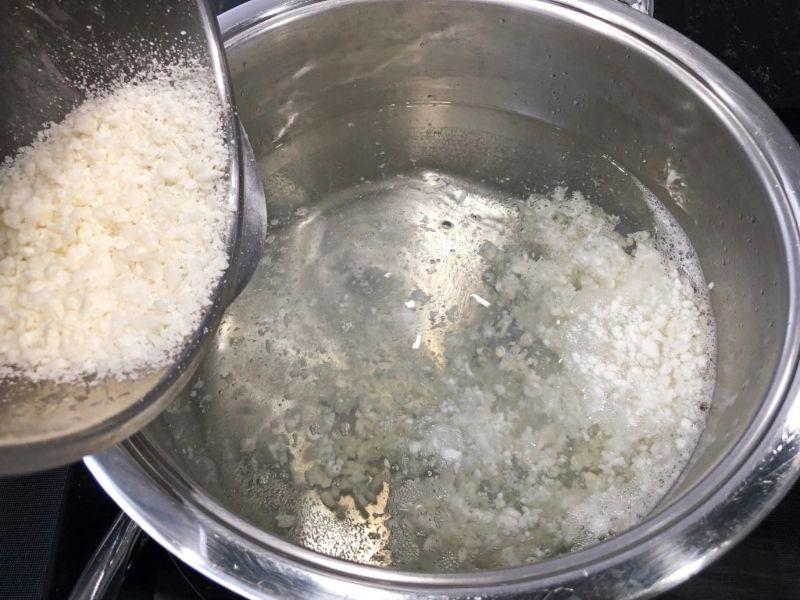 detergente líquido ingredientes
