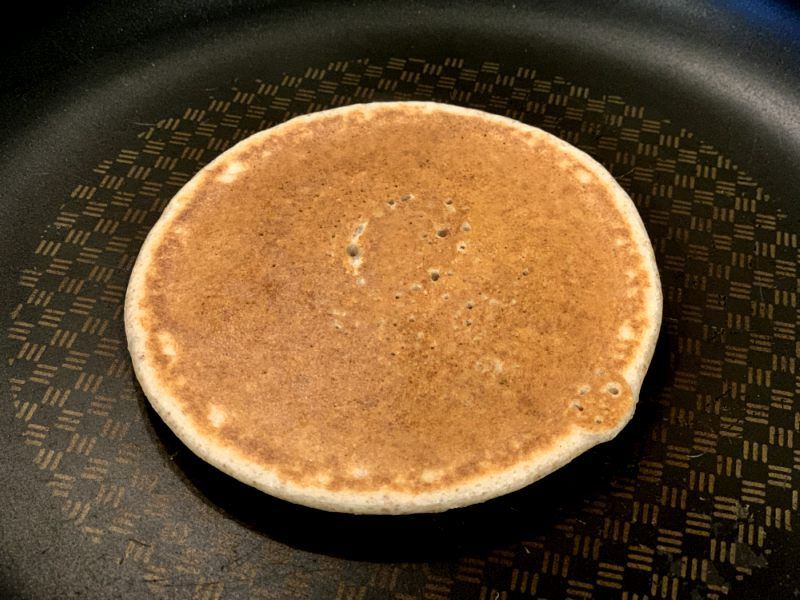 receta tortitas sin gluten