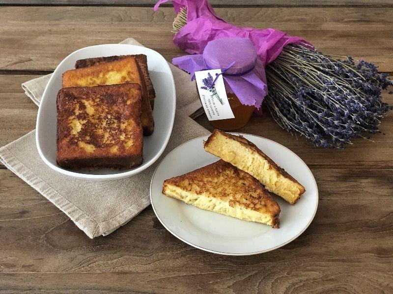 recetas torrijas brioche