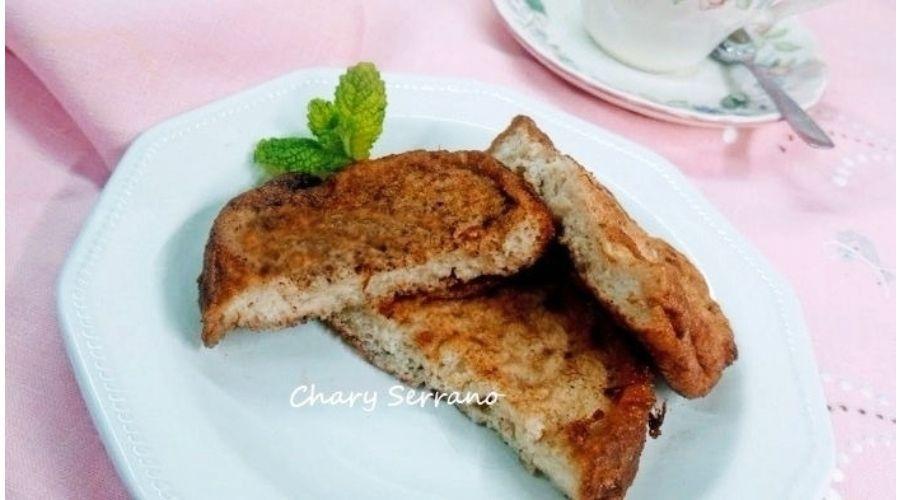 recetas torrijas sin lactosa