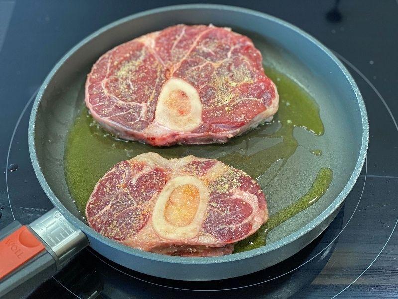 carne de ossobuco