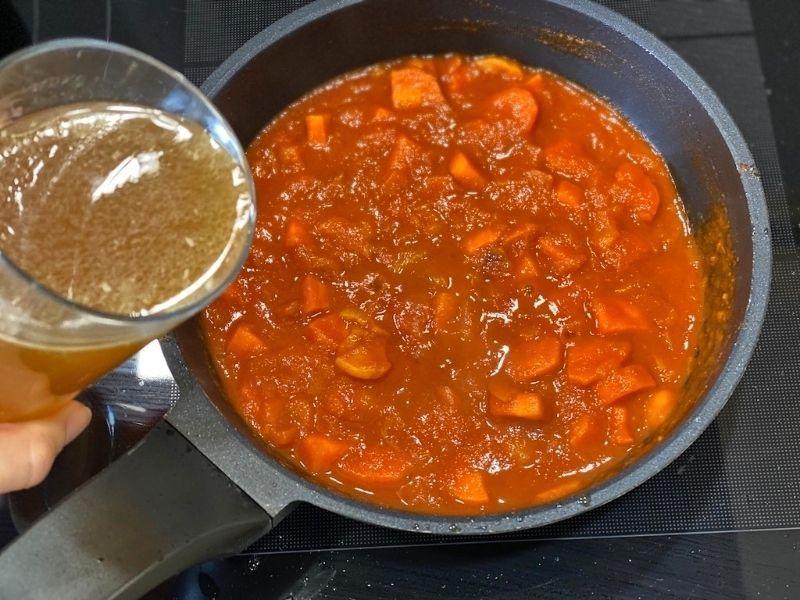 salsa de ossobuco