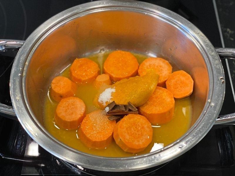 receta de ceviche batata