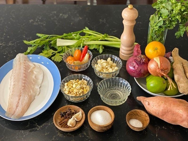 receta de ceviche ingredientes
