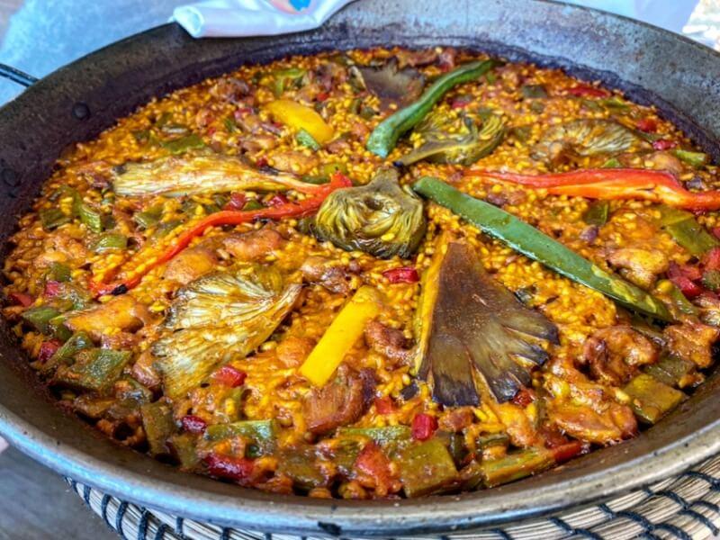 PRADAL comida a domicilio en madrid