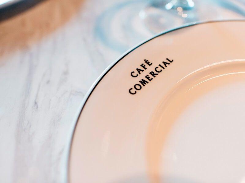 CAFE COMERCIAL Terrazas en Madrid