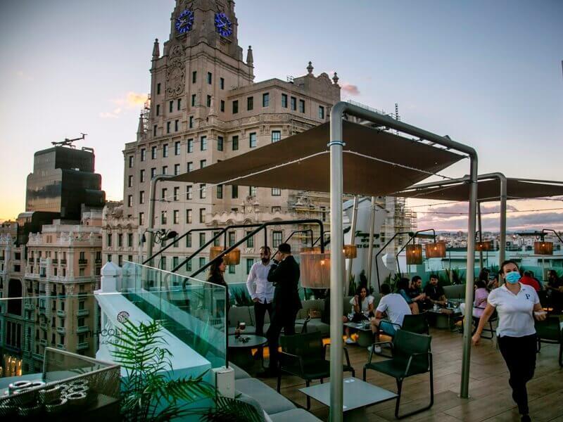 PICALAGARTOS Terrazas en Madrid