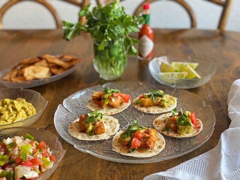tacos mexicanos salsas