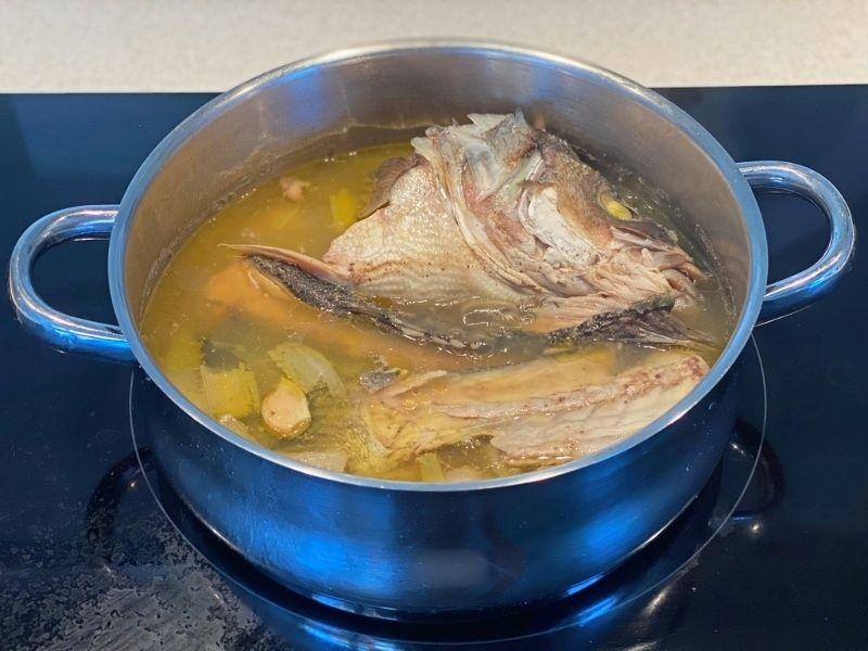 tacos mexicanos caldo de pescado