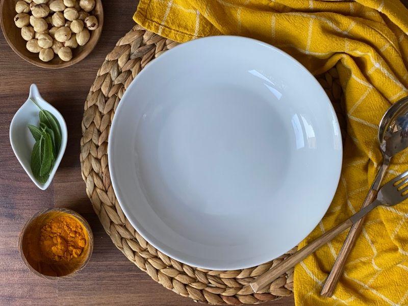 carbonara vegetariana ingredientes
