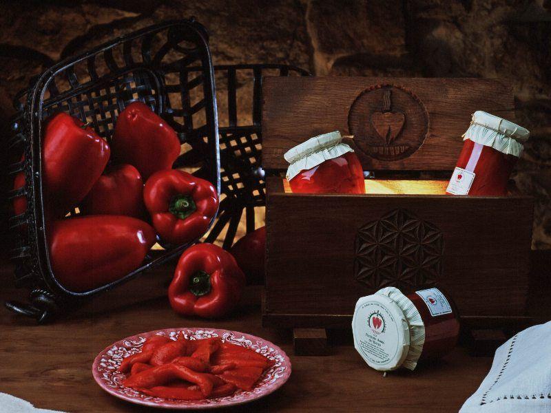 productos del bierzo pimiento asado