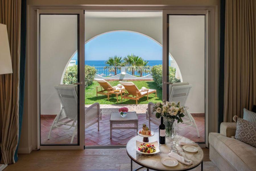 restaurante ocean habitación