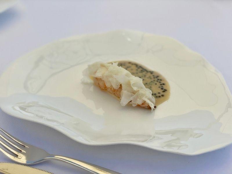 vista restaurante caviar