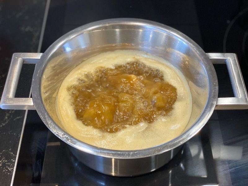 ingredientes caldo arroz con lubina