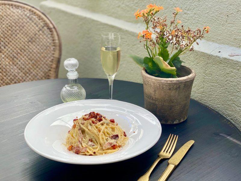 sottossopra mejores restaurantes italianos de Madrid