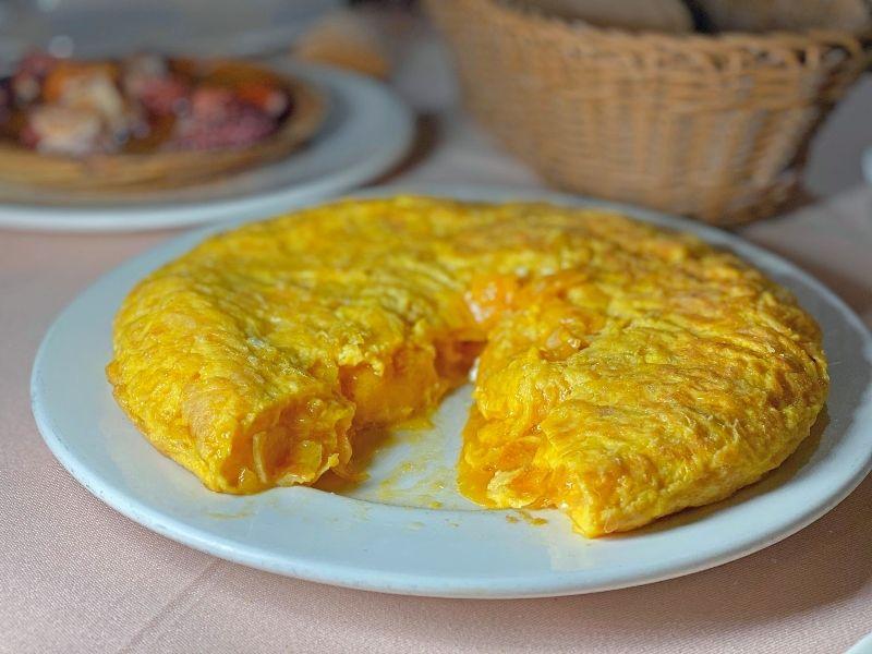 La Penela tortilla de patatas Madrid