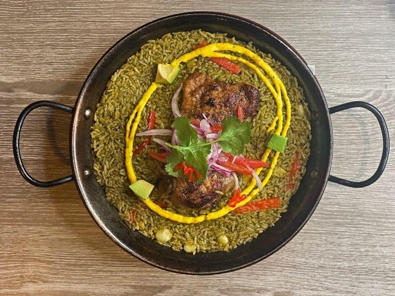 restaurante peruanos madrid mikuna