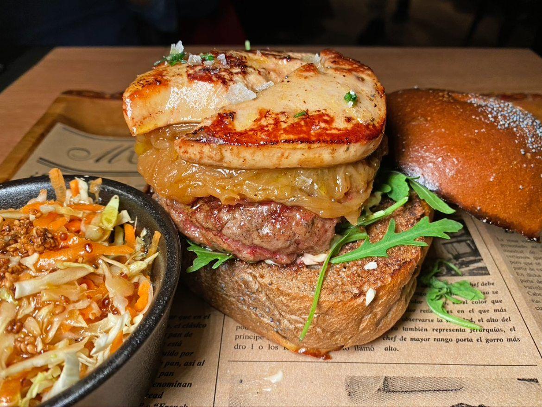 hamburguesas Madrid La Bistroteca