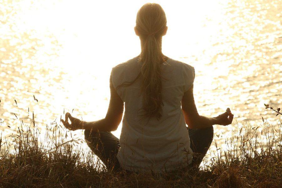 descanso y salud yoga