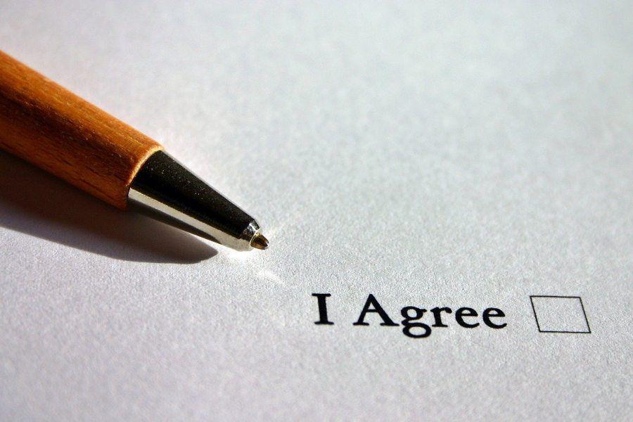 marketing influencers contrato