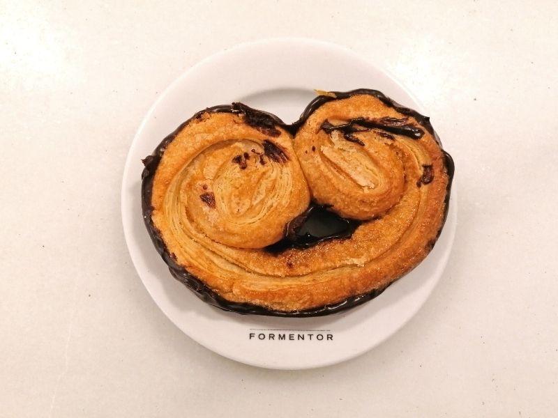 palmera de chocolate de madrid formentor