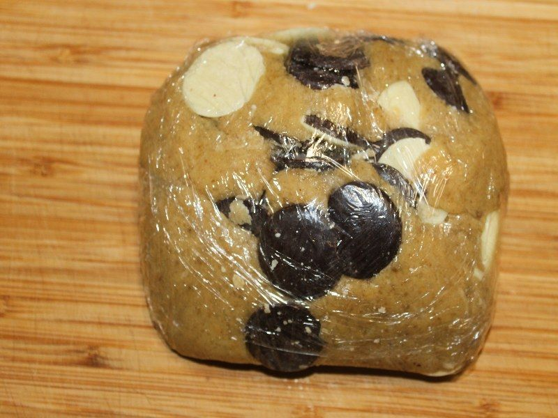 COOKIES DE CHOCOLATE MASA
