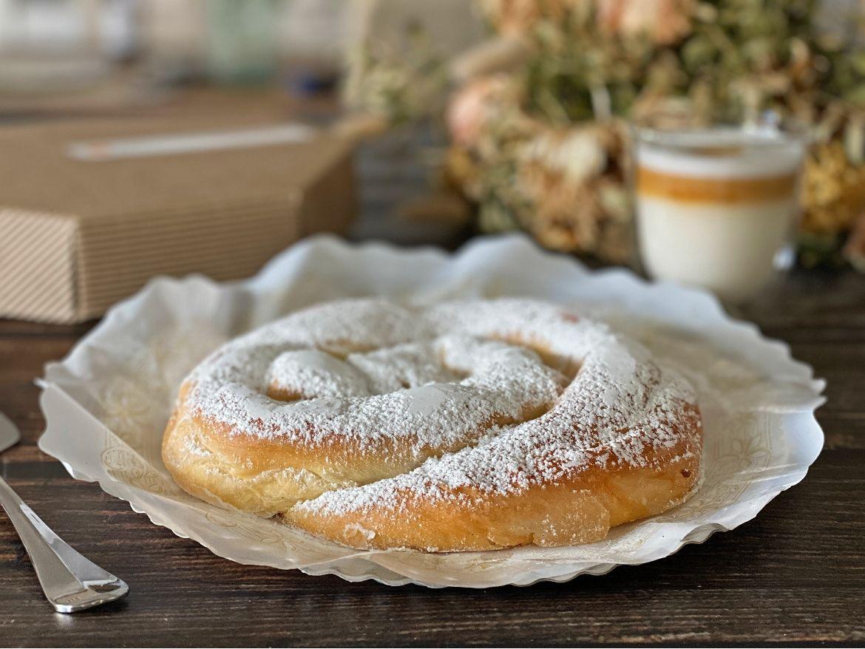 mejor ensaimada de madrid Pastelería Formentor