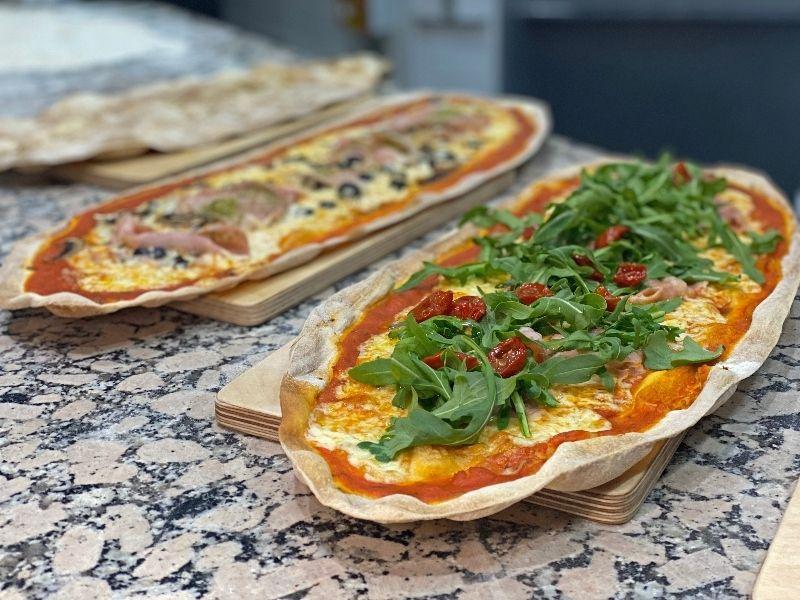 mejor pizza de madrid trattoria manzoni