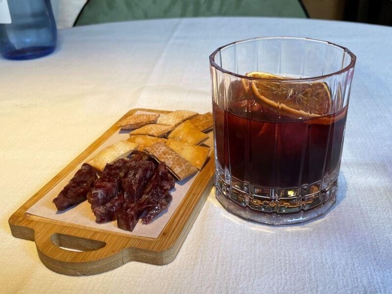 LA FONDA LIRONDA aperitivo