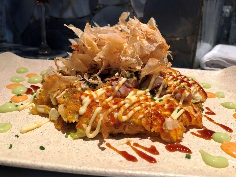 RESTAURANTE LUKE okonomiyaki