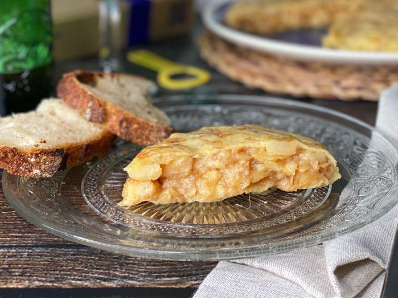 la mejor tortilla de patatas en Madrid La Martinuca