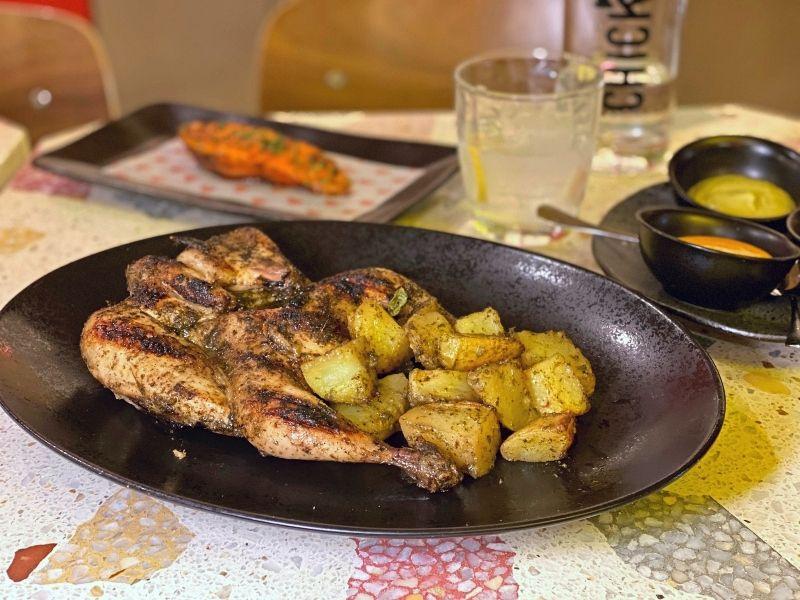 chickoa restaurantes de barcelona