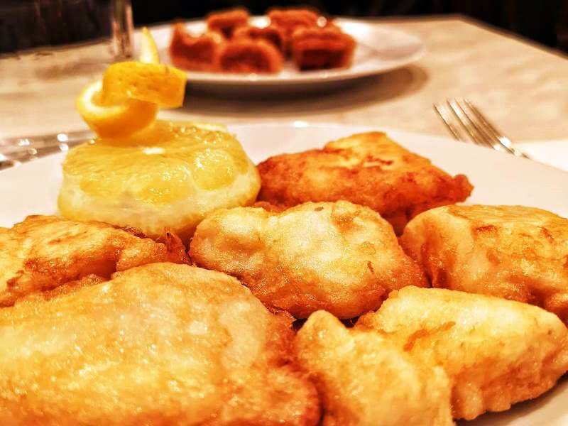 CAFE LION - comida española a domicilio madrid