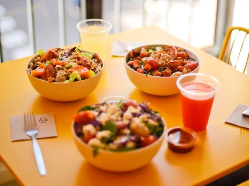 CIRCLE FOOD - comida saludable a domicilio en Madrid