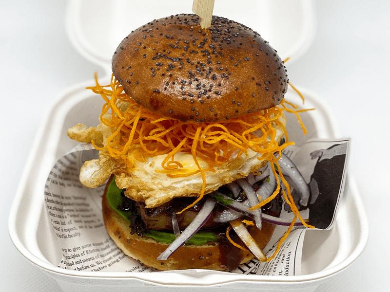 COMIDA ESPAÑOLA A DOMICILIO MADRID KUOCO burger