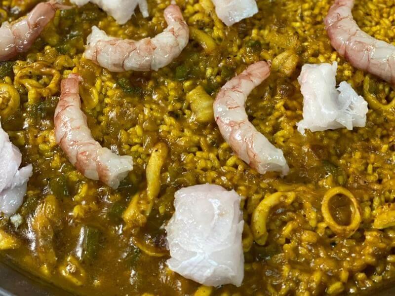 CON AMOR arroz - comida española a domicilio madrid