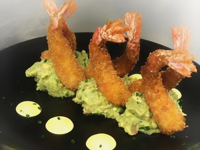 KUC Gambones - comida española a domicilio madrid