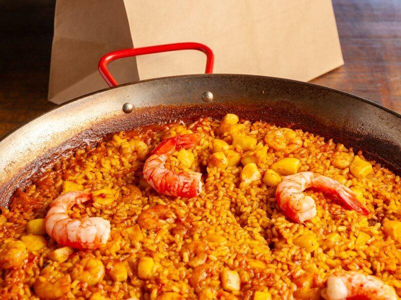 ROCACHO arroz - comida española a domicilio madrid