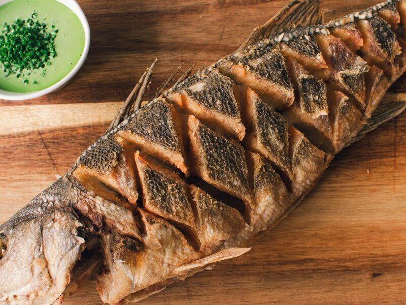 SANTERRA lubina - comida española a domicilio Madrid