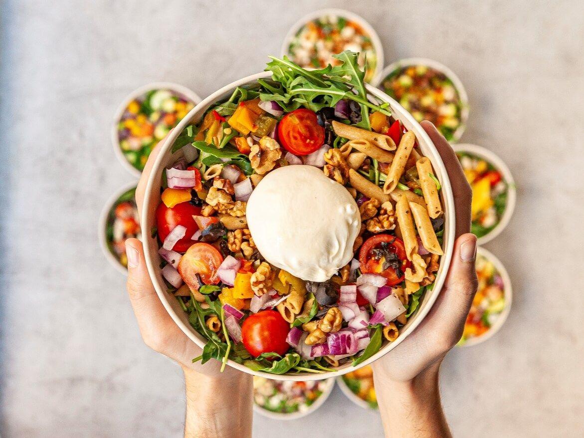 comida saludable healthy a domicilio en madrid