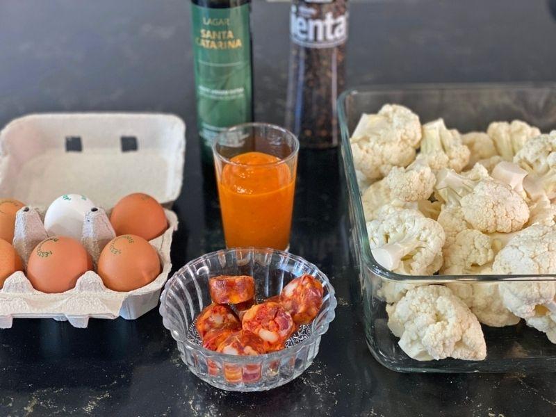 ingredientes receta de colirroz a la cubana