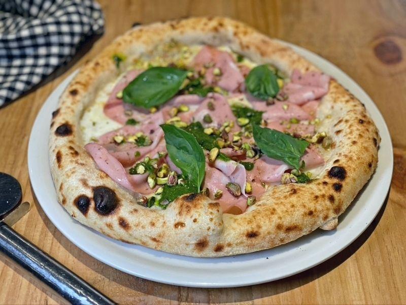 Lettera tratoria moderna - pizza - comida italiana a domicilio en Madrid