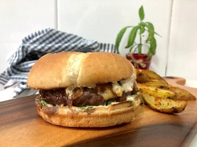 APPETEZE hamburgesa wagyu -Comida saludable a domicilio en Madrid